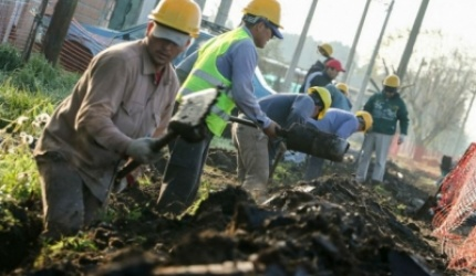 La provincia financia el 80 por ciento de la obra pública en Santa Fe
